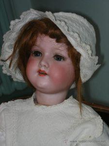 muñecas antiguas alemanas