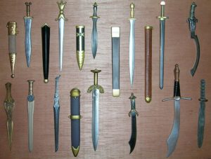 espadas antiguas