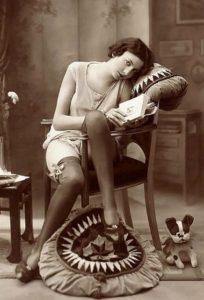 fotografia de mujeres antiguas