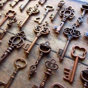 llaves antiguas historia