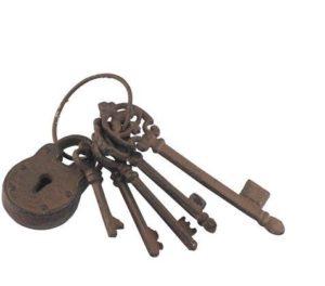 llaves antiguas amazon