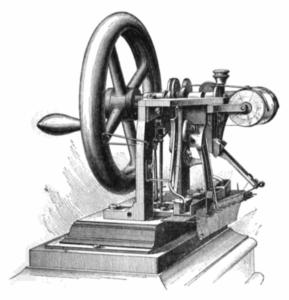 historia maquina de coser