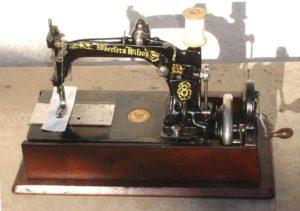maquinas de coser antiguas mas caras