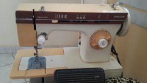 maquinas de coser singer antiguas