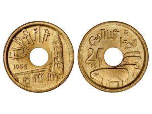 valor monedas antiguas españolas