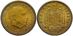valor monedas antiguas españa
