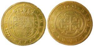 monedas antiguas españolas