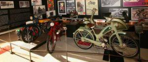 motos antiguas museo