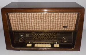 radios antiguas alemanas