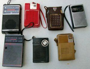 radios a transistores