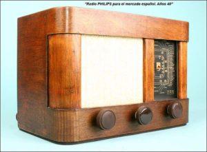 radios antiguas philips