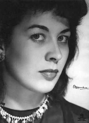 actrices antiguas españolas famosas