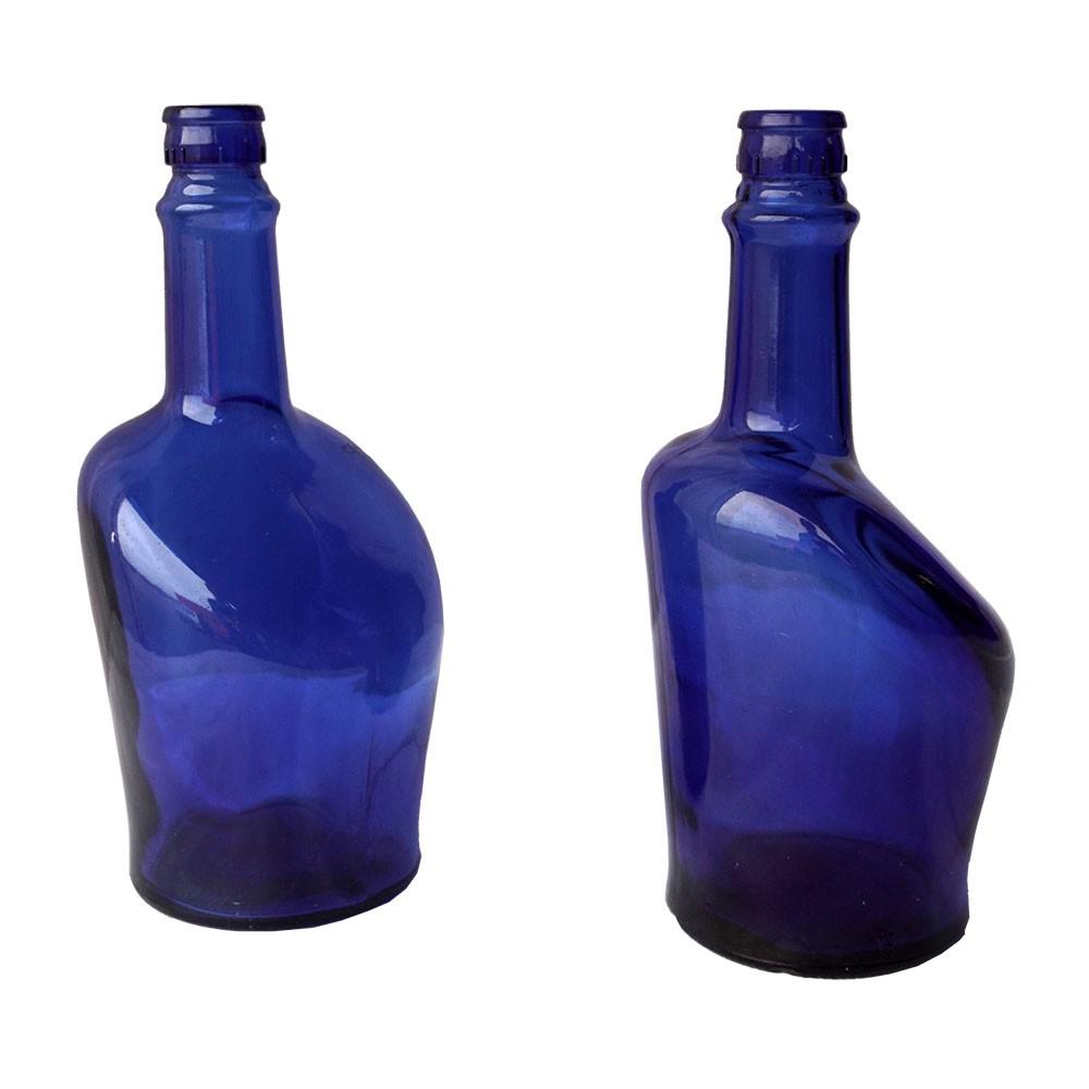 botellas antigua de vidrio