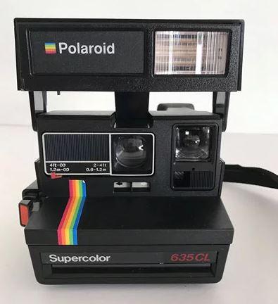 camaras antiguas polaroid