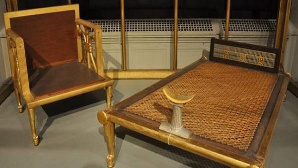 camas antiguas de madera