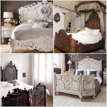 camas antiguas restauradas