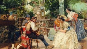 canciones antiguas españolas