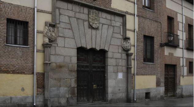casas antiguas de madrid