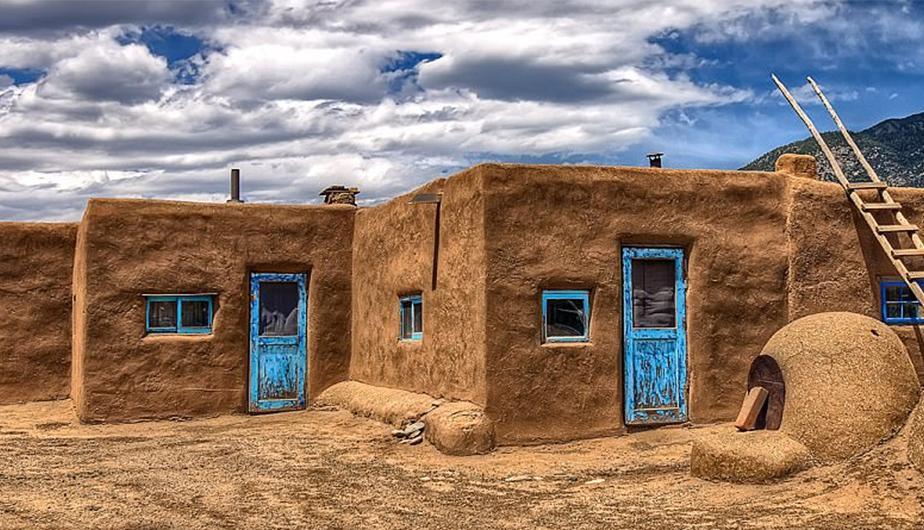 casas antiguas del mundo