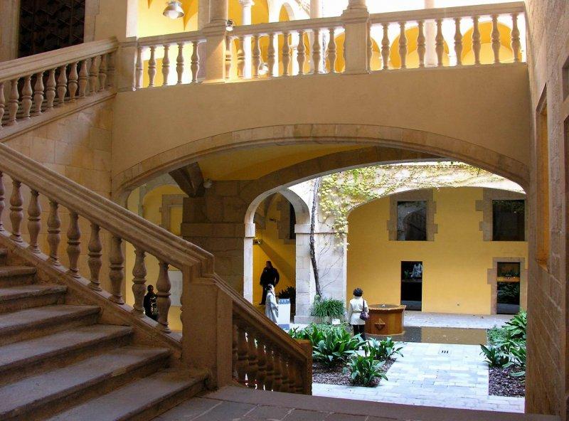casas antiguas de barcelona