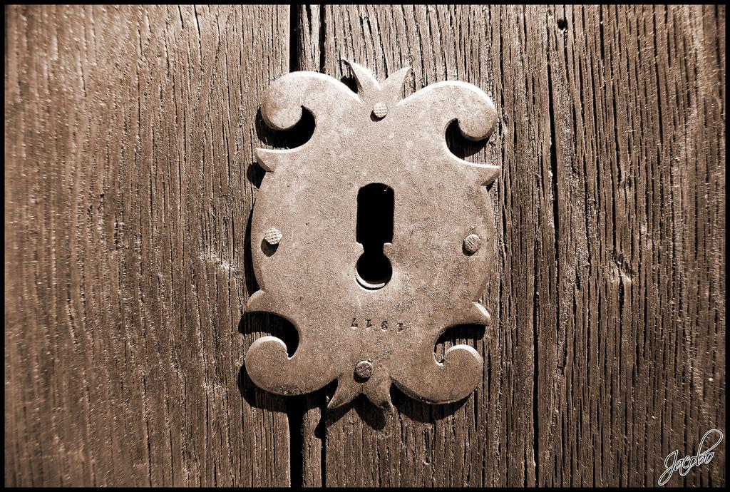 cerraduras antiguas como abrirlas