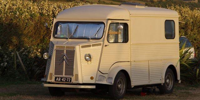 furgonetas antiguas clasicas