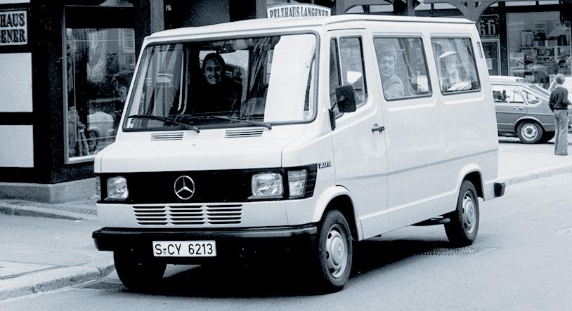 furgonetas antiguas mercedes