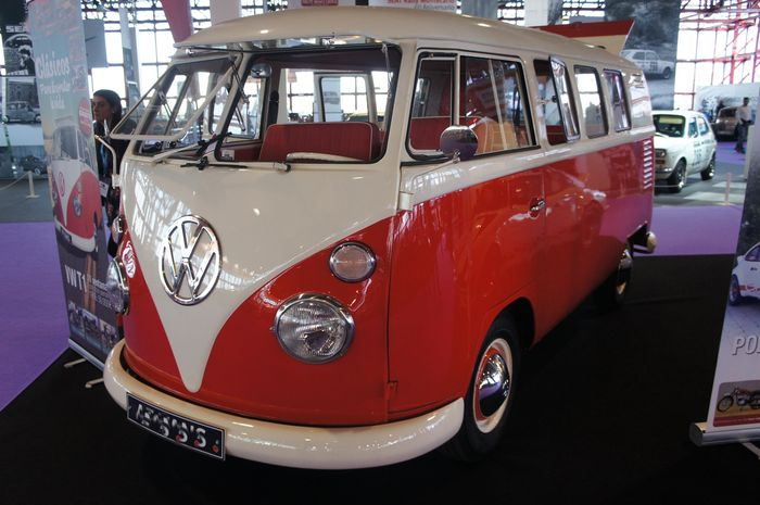 furgonetas antiguas volkswagen