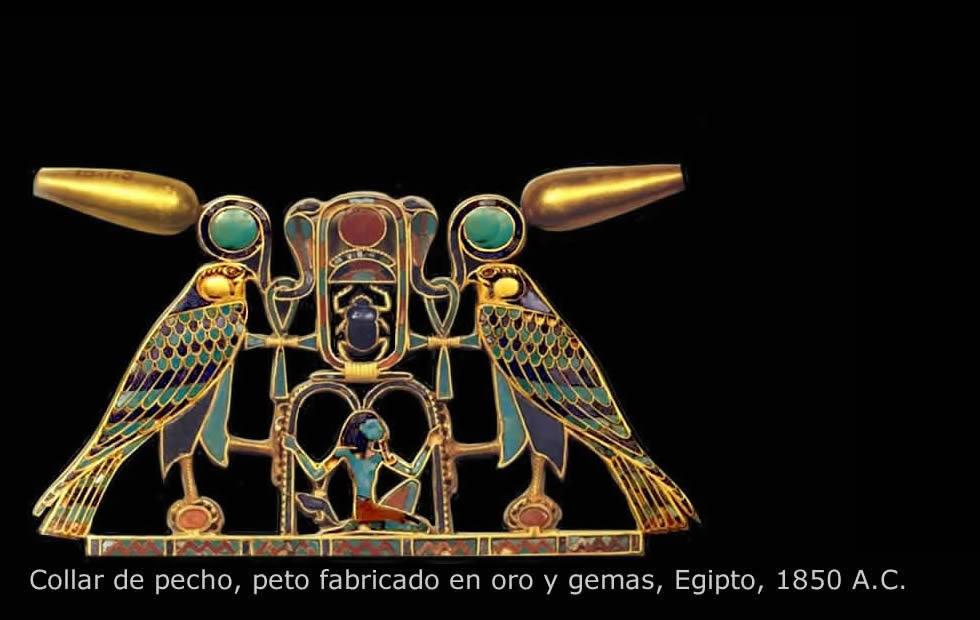 joyas antiguas historia