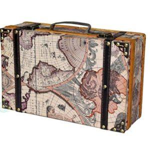 maletas antiguas amazon