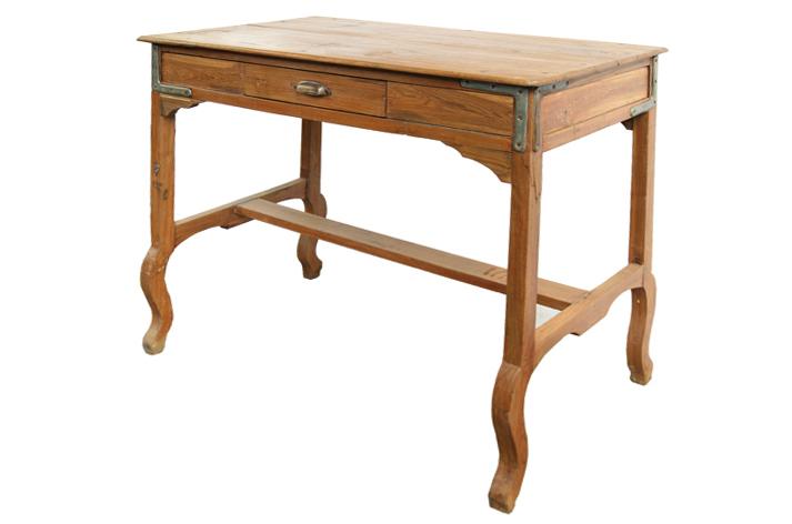 mesas antiguas de madera