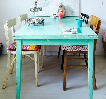 mesas antiguas