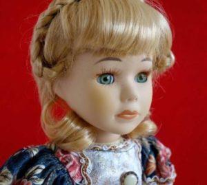 muñecas antiguas de coleccion