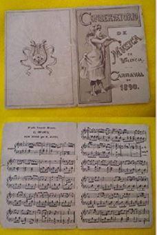 partituras antiguas precio