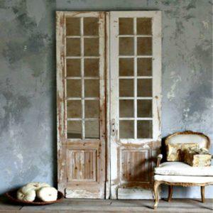 puertas antiguas interior
