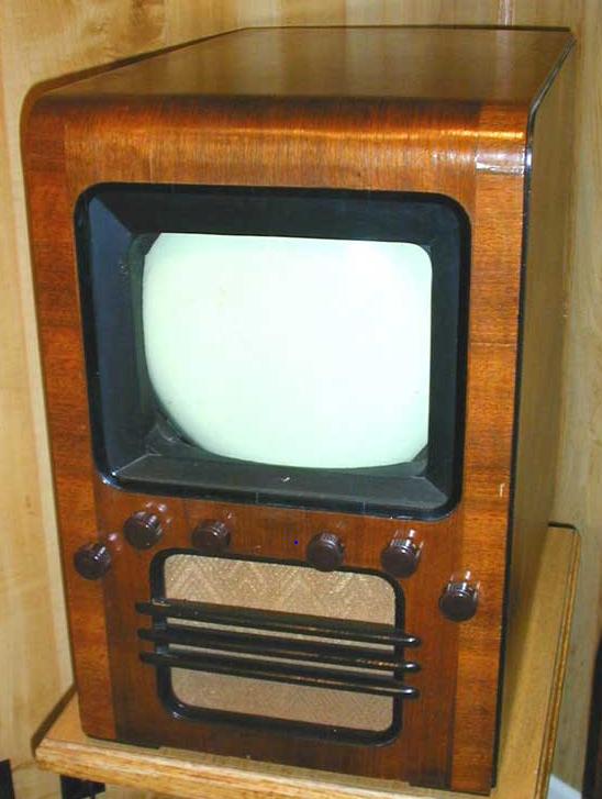 televisiones antiguas evolucion